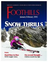 Foothills Magazine Jan-Feb 2015